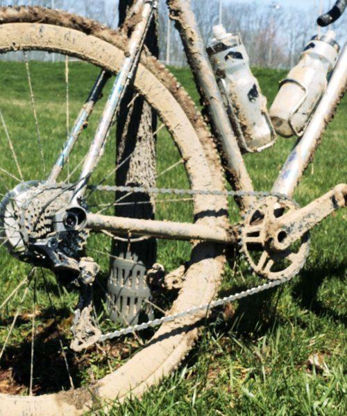 Bicicleta murdara Bike-Washer brunox Romania
